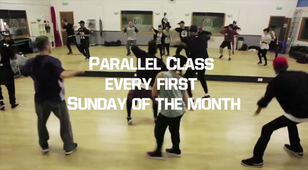 Parallel Video - Childish Gambino WorldStar Class Choreography