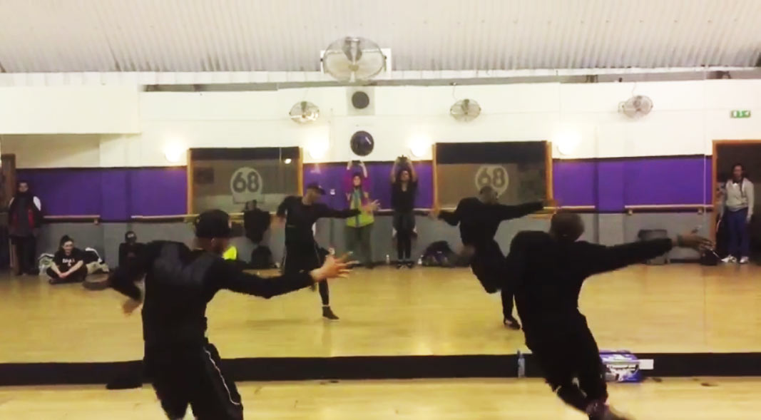 Parallel Video - Tyga and Chris Brown Real One Class Choreography