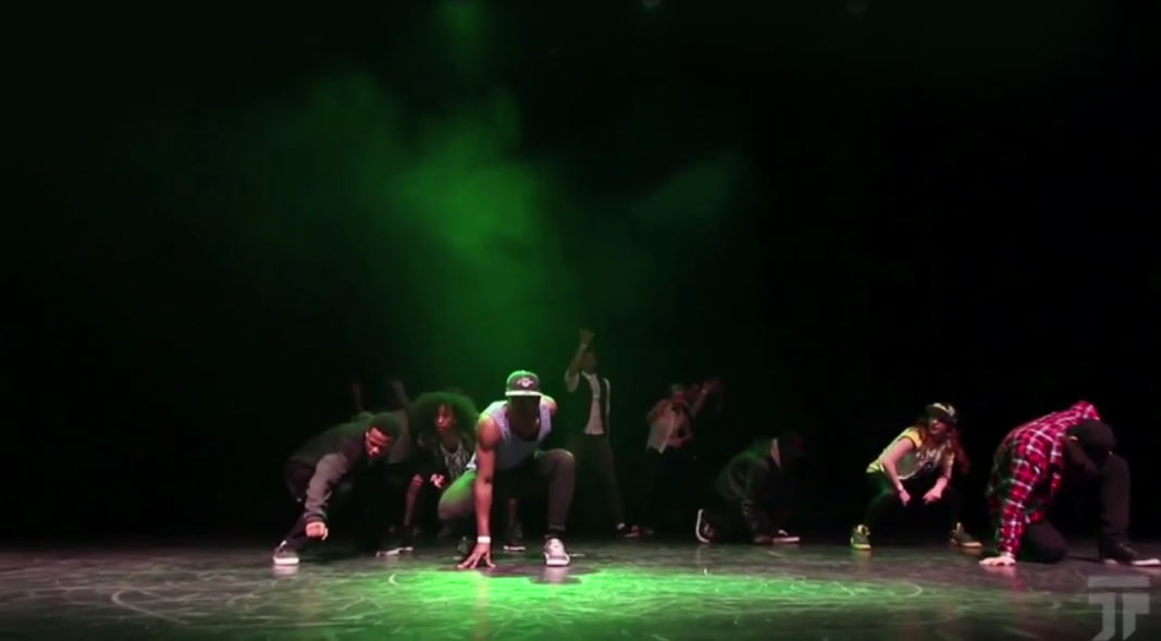 Parallel Video - SAS 2012, Parallel Choreography Showcase